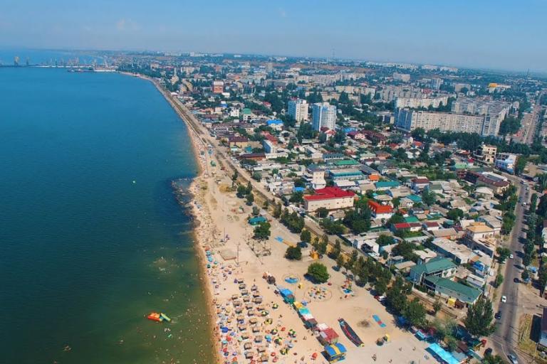 Поездки из Кременчуга в Бердянск