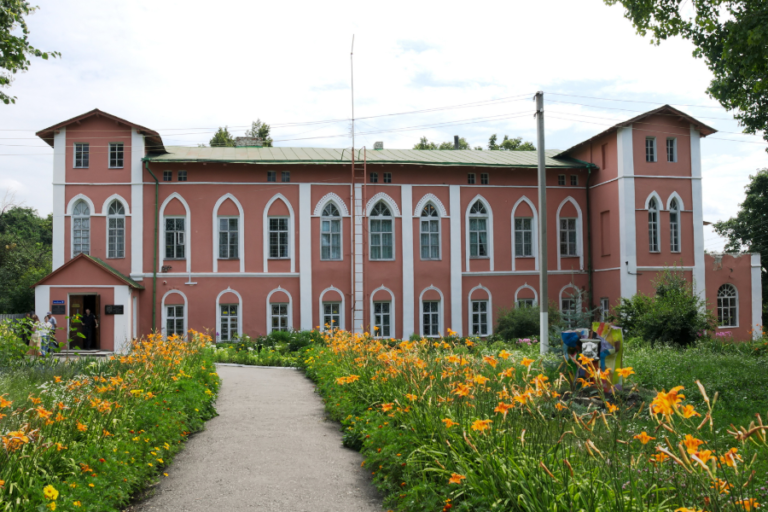Экскурсия в Пархомовку