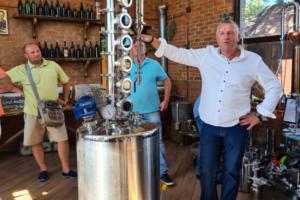 Экскурсия в музей пива и самогона