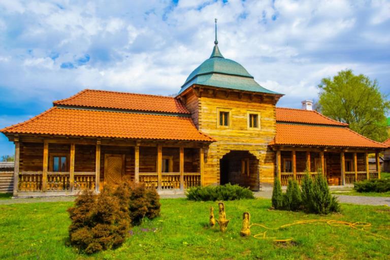 Экскурсия в Чигирин