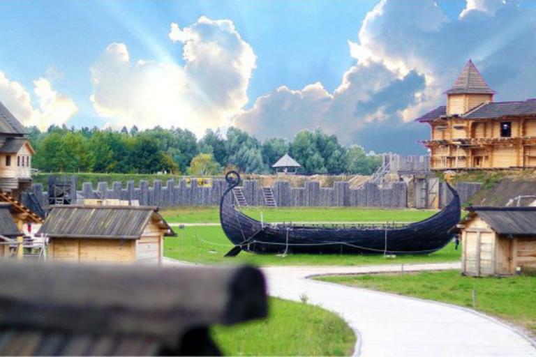 Тур в Княжество Киевская Русь