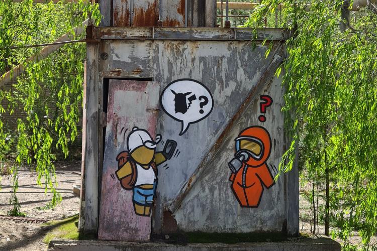 Тематические граффити